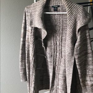 Style & Co Light Brown Sweater
